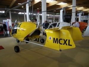 Xenon 4 XL : Der derzeit einzige Dreisitzer, derzeit in Deutschland noch nicht zugelassen