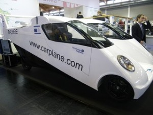 Flugauto Carplane®