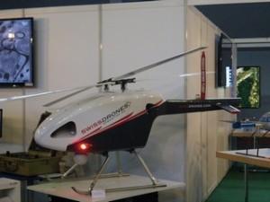 Drohnen - ein gut besuchter Bereich der Aero