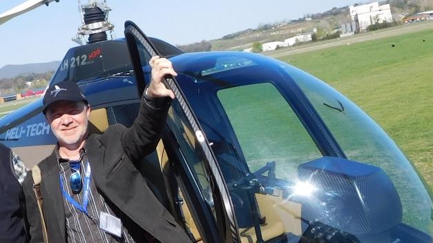 pilot helico paysage rf
