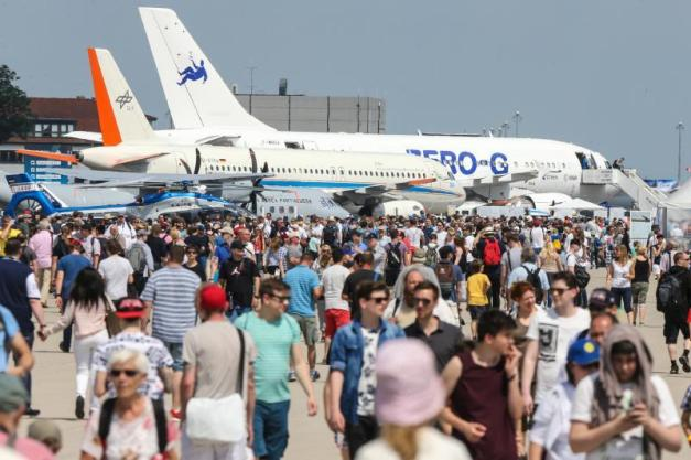 ILA 2016 Berlin Air Show Static Display_low