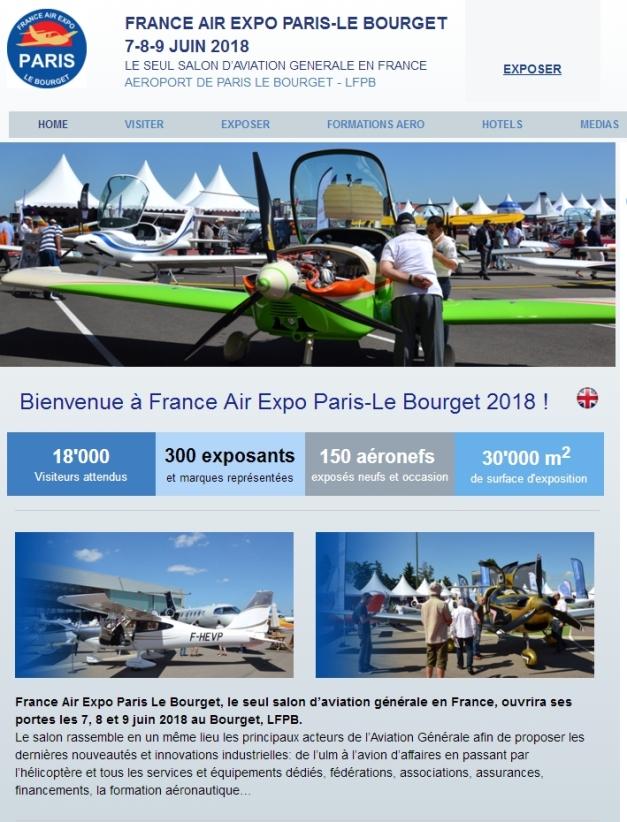 France Air Expo 2018