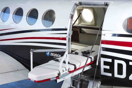 Commissioned Photography Zeusch Aviation